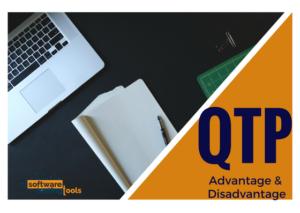 qtp-advantage&disadvatage