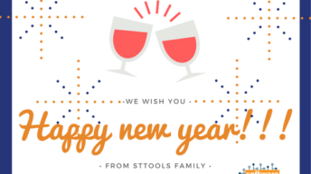 Happy New Year from STTools team!