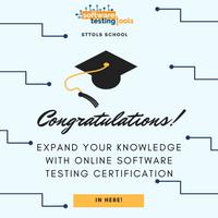 Online Software Testing Certification