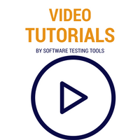 software testing video tutorials