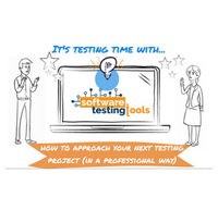 Video tutorials – How to approach your next testing project