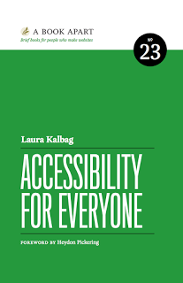 Disabilities and Impairments: Accessibility for Everyone: Long Form Book Review