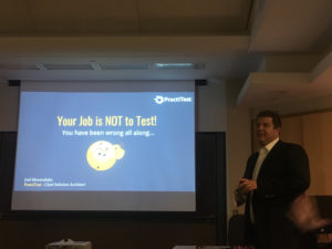 Testing is changing, and that is a good thing!